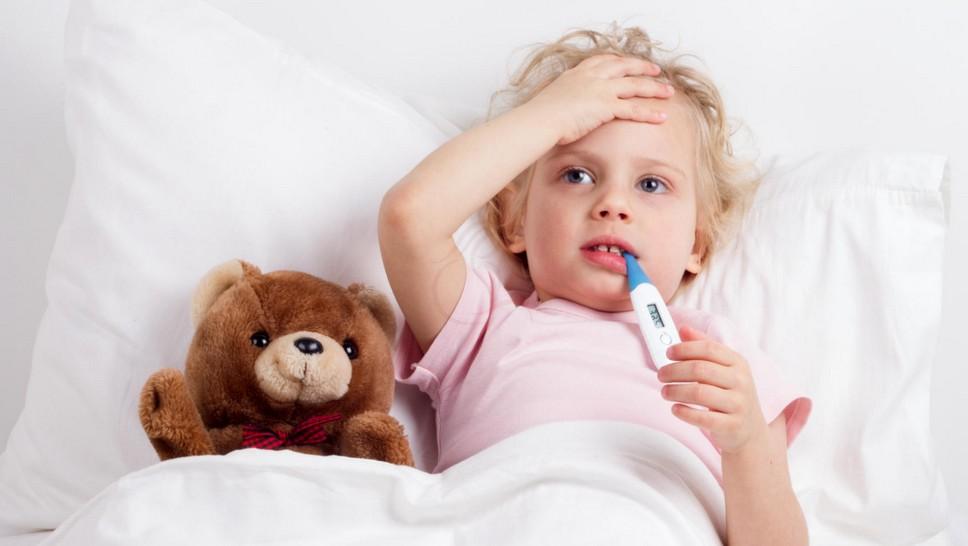 Температура 38 у ребёнка в 3 года без симптомов