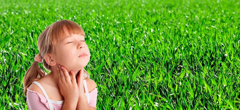 В горле сыпь на небе у ребенка