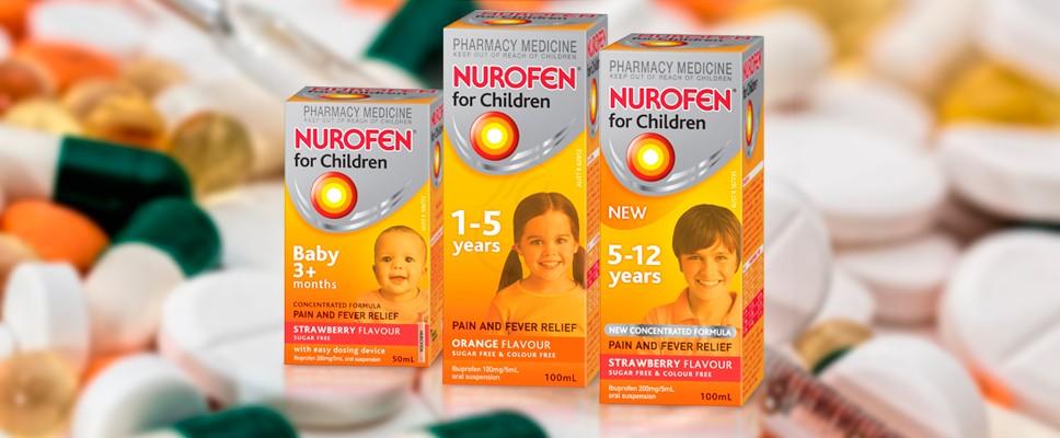Нурофен помогает ли от температуры
