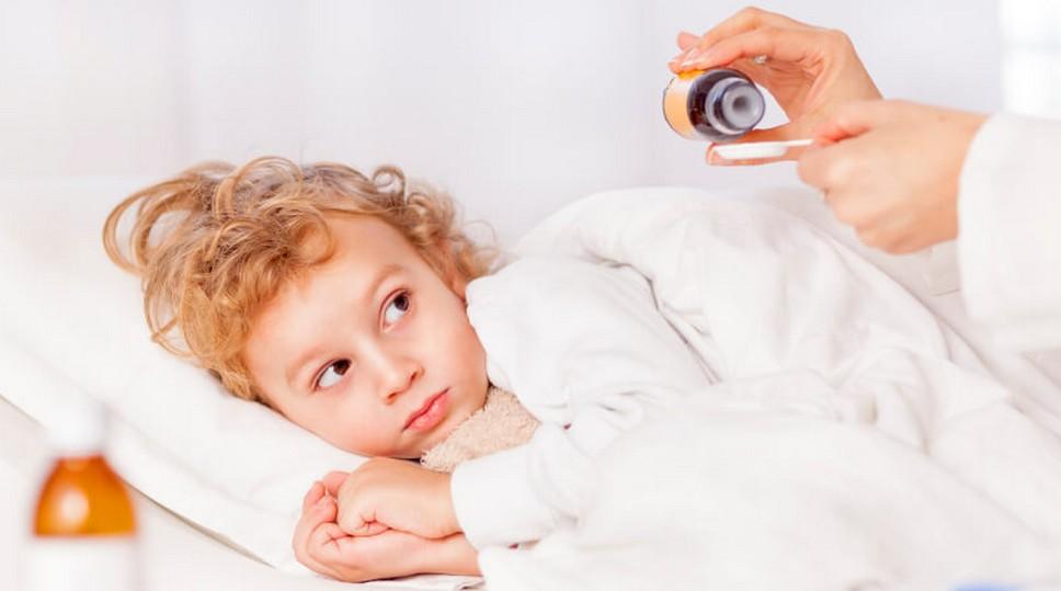 Жаропонижающие детям при температуре