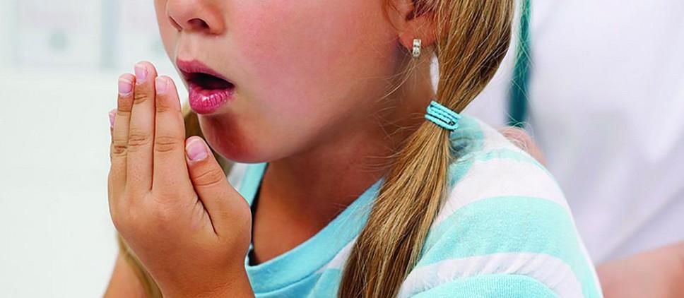 Какие бывают виды кашля у детей