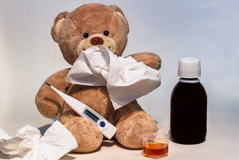 Как лечить температуру 37-38 у детей после болезней?