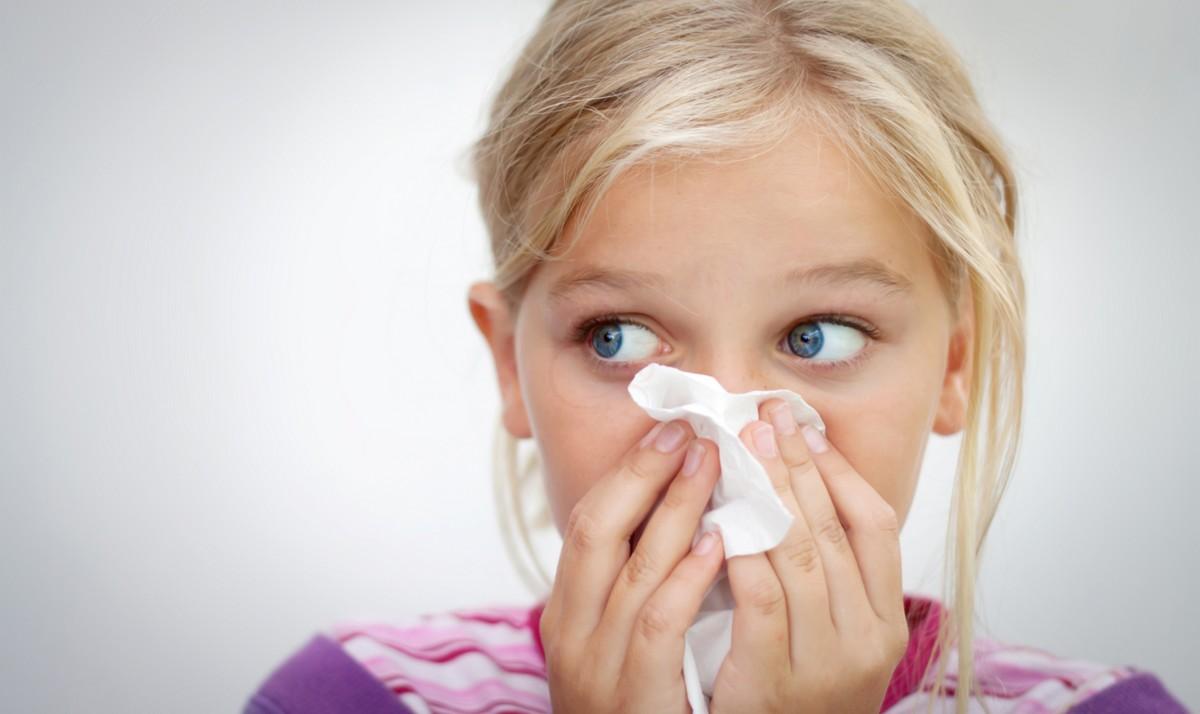 Температура при аллергии у ребёнка — может ли быть, какая и что делать?