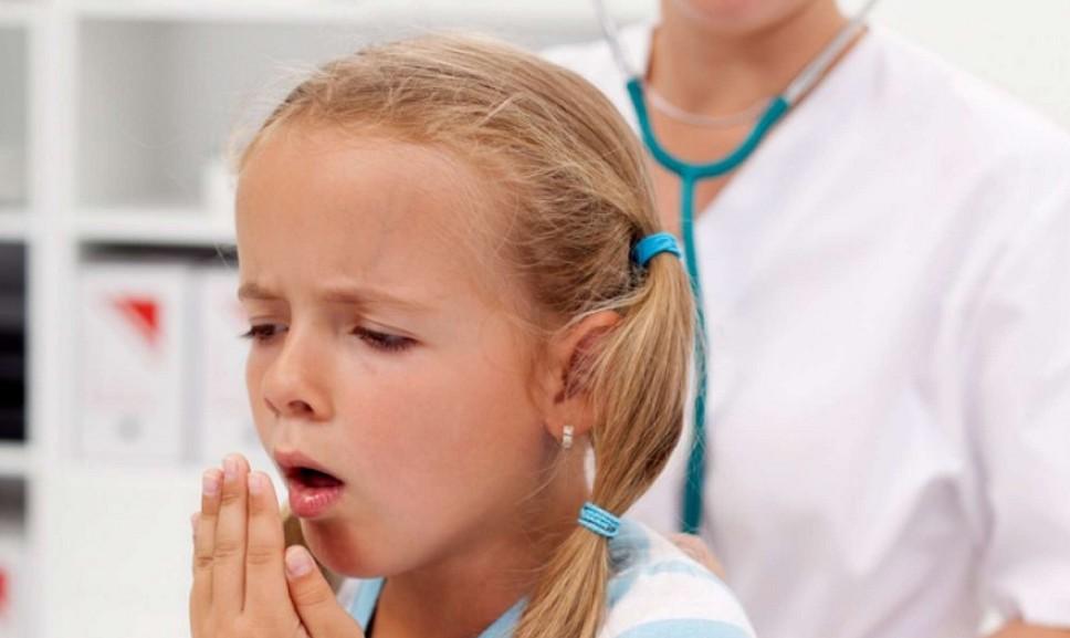 Редкий лающий кашель у ребенка с температурой thumbnail