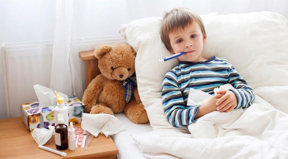 Температура у детей в 2 года — какую нужно сбивать?