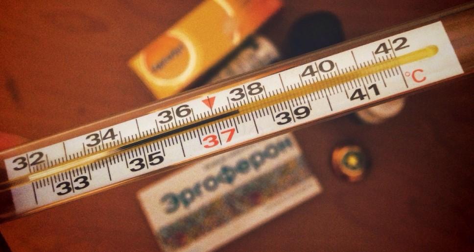 Почему у ребенка часто температура 6 лет thumbnail