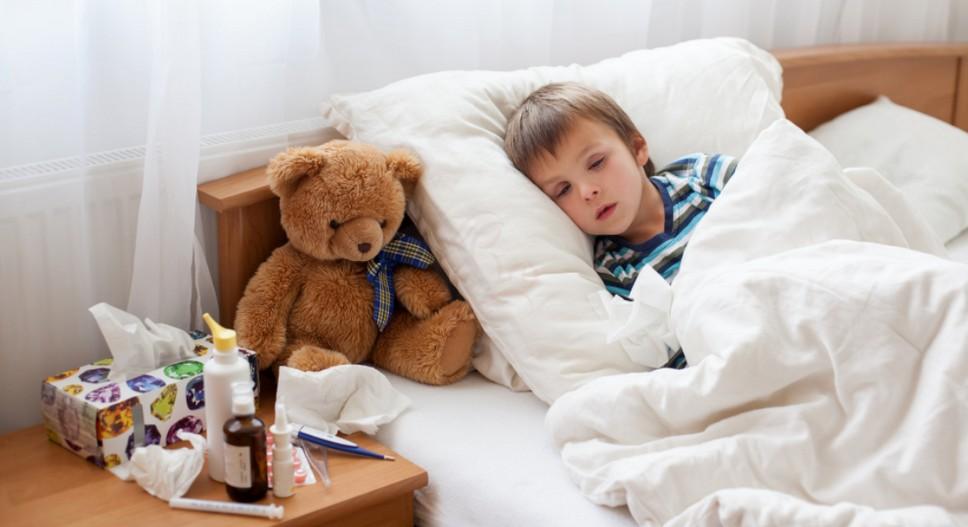 Температура у ребенка четырех лет thumbnail
