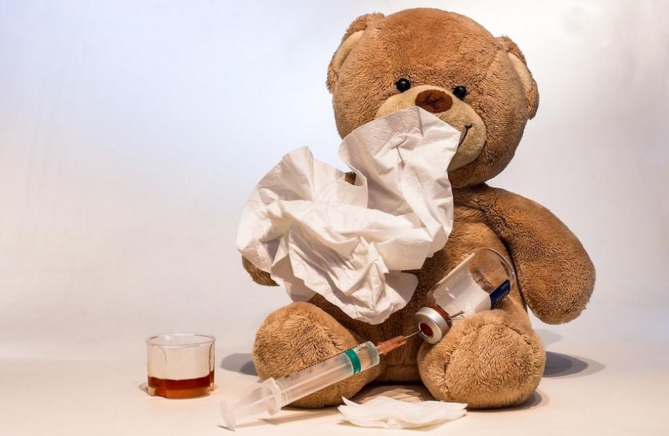 Если у ребёнка в 3 года температура держится 3 дня