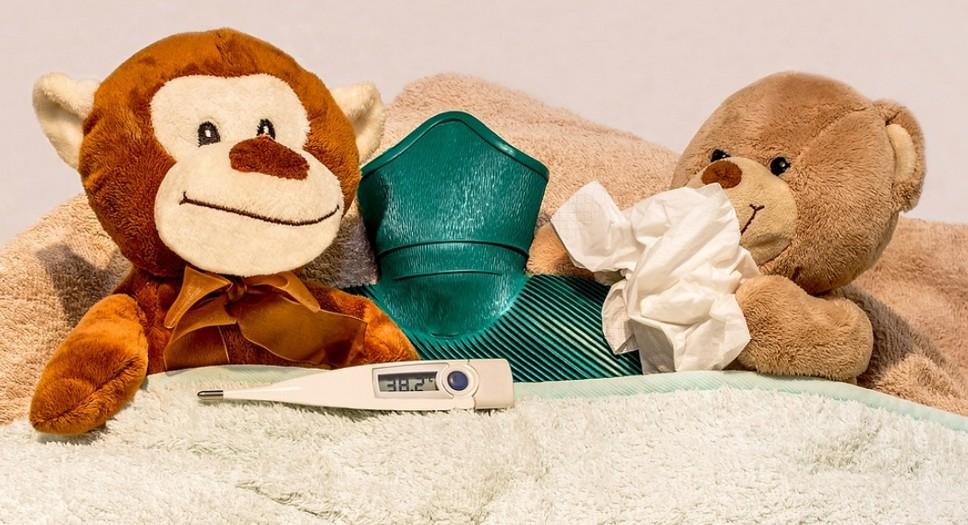 Все причины температуры 38℃ с поносом у грудных детей
