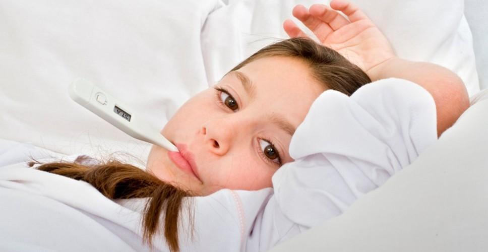 Гипертермия 37,4 у детей