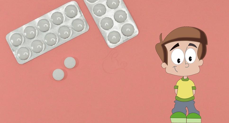 Можно ли давать ребёнку ацетилсалициловую кислоту и как?