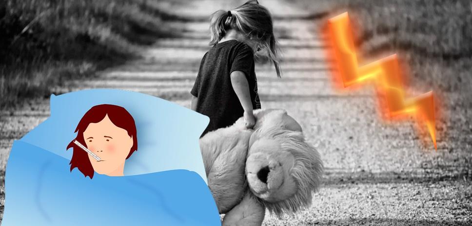 Спазм у детей при температуре