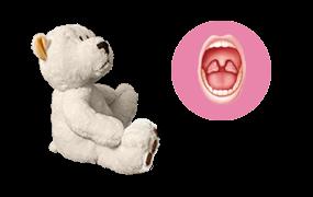Температура при ангине у детей