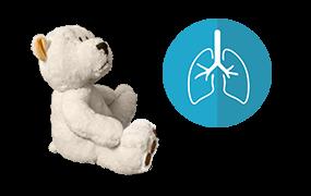 Эмфизема у ребёнка и температура