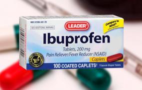 Ибупрофен детям